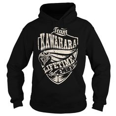 Team KAWAHARA Lifetime Member (Dragon) - Last Name, Surname T-Shirt
