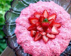 Keto Strawberry Jello Salad – Low Carb