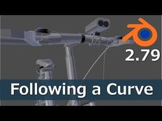 How to Make Shapes Repeat on a Curve Modifier in Blender 2.79 Tutorial - YouTube