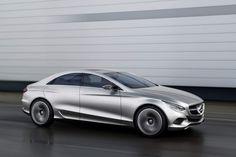 Mercedes Benz F800 Concept.