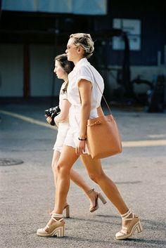 Vanessa Jackman: New York Fashion Week SS 2014....Laurel
