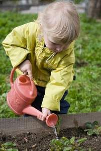 How To Make A Kids Vegetable Garden That Works