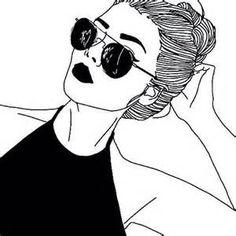 black and white girls drawings - Résultats LinuxMint Yahoo France de la recherche d'images
