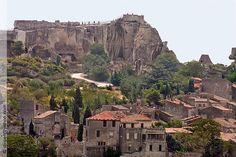 les Baux de Provence by Dominique Pipet, via Flickr