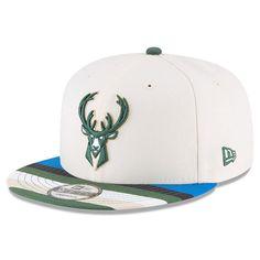 Milwaukee Bucks New Era NBA City Series Original Fit 9FIFTY Snapback  Adjustable Hat – White 1d01059c6a1f