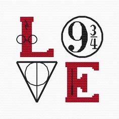 Cross Stitch Letters, Cross Stitch Books, Cross Stitch Heart, Simple Cross Stitch, Cross Stitch Kits, Cross Stitch Designs, Cross Stitch Patterns Free Easy, Counted Cross Stitch Patterns, Cross Stitch Embroidery