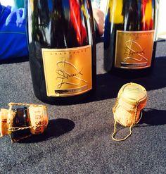#champagne #brut Cuvée D sabré à 2800 mètre d'altitude. #5ansd´Age. Ça pétille !