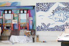 Damian Elwes Studio