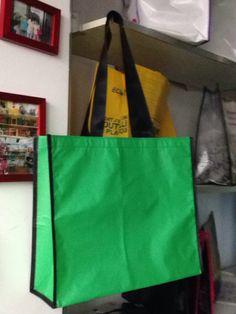 Recycled PRT shopping bag