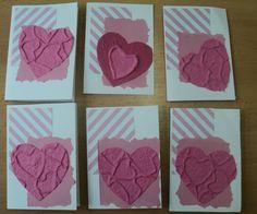 Den matek - Přáníčka s ručním papírem