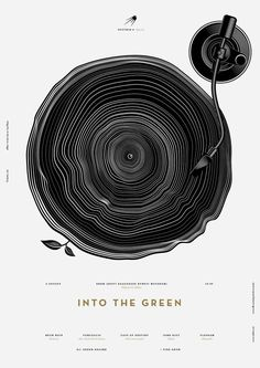 10 Posters and Flyers You Wish You Had Designed - Daily Inspiration
