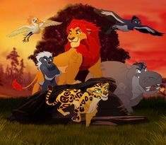 The Lion King Characters, Castle Clash, Lion King Drawings, Lion King Pictures, Lion King Fan Art, Le Roi Lion, Art Thou, Disney Lion King, Disney Drawings