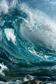 Waves True Force...Beautiful yet Powerful
