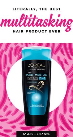 Every once in a while, a product comes along that simply answers all of our beauty prayers. For us, the product that does that right now is the Loreal Power Moisture 2 in 1 shampoo and conditioner. The hair product is a must-try and will get you one step closer to getting the hair you've always dreamed about.