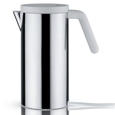 Electric Kettle by Alessi & Wiel Arets