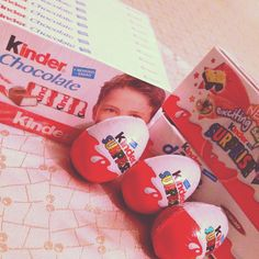kinder chocolate happiness