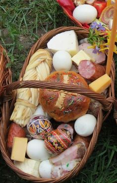 Link takes you to ukrainian easter traditions which is a good read link takes you to ukrainian easter traditions which is a good read but pinned because i need to start work on a ritual cloth like this for my pa negle Images