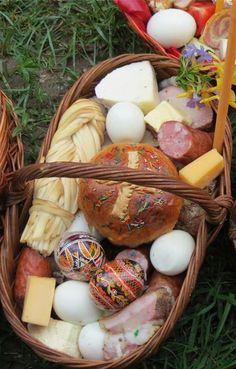 Easter basket , Ukraine , from Iryna