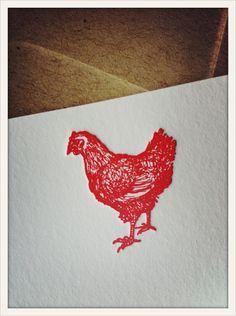 Rooster - La Comédie Humaine