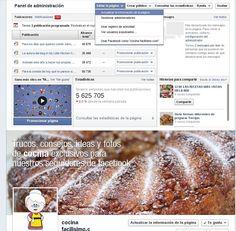 Cómo cambiar la URL de una página de Facebook para que sea amigable | Miembros de RED facilisimo