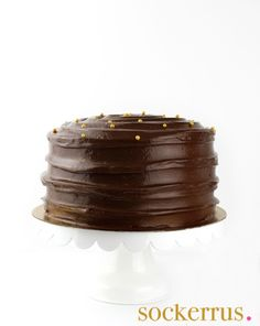 Heaven & Hell Cake peanutbutter chocolate