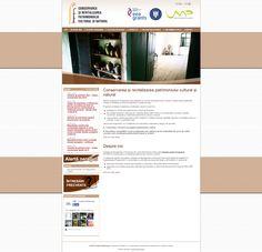 """Programul PA16/RO12 """"Conservarea și revitalizarea patrimoniului cultural și natural"""""""