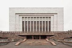 Soviet Union's avant-garde architecture » Lost At E Minor: For creative people