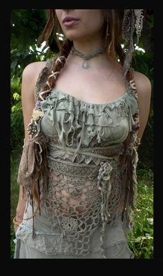 Fairy Corset top by Oona