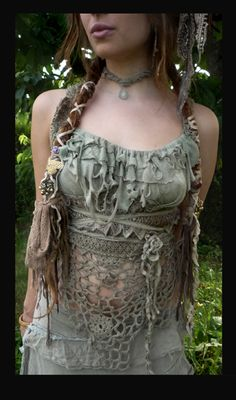 Fairy Corset top by Oona