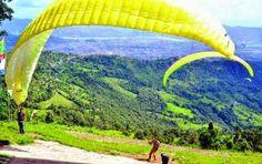free tourist guide: নেপালের পোখরার আকাশচারণ