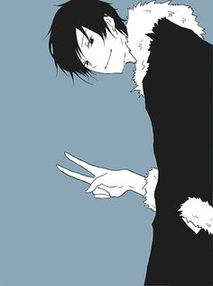 Durarara!!! Izaya Orihara | Flickr - Photo Sharing!