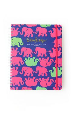 Jumbo Agenda - Tusk In Sun -- I got this :) Can't wait to use it for the upcoming school year.