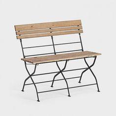Gartenbank modern stahl  23 best Gartenbank Klappbar images on Pinterest   Butterfly chair ...