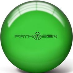 Pins should avoid direct contact. High scores are spreading rapidly due to the Pyramid Pathogen bowling ball. This lime green ball is deadly.