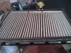 diY: Cabin Filter Replacement: MKIV