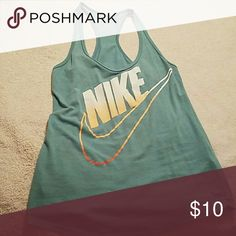 Nike tank top and bcg tank top Great condition! 2 shirts for the price listed below. Nike Tops Tank Tops