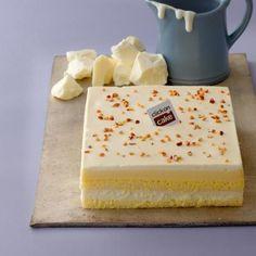 クランチーホワイトチョコレートケーキ(関東・北海道限定)