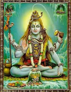 Shiva is one of the most widely known and revered Hindu gods. Shiva is          often worshipped as one member of the Holy Trinity of Hinduism, with the          gods Brahma (the Creator) and Vishnu          (the Protector) being the other deities.