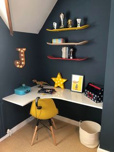 Jack's Bedroom Transformation Just a Little Build is part of Blue boys bedroom -