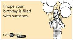 Happy birthday to someone old enough to remember what it was like to poop without a smartphone. | Birthday Ecard