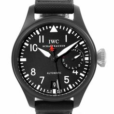 IWC Big Pilots automatic-self-wind mens Watch IW501901 (Certified Pre-owned) -- Awesome products selected by Anna Churchill
