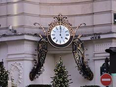 Paris, Francia Reloj, time