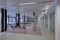 wachtruimte Stadhuis Arnhem – Burgerzaken – op ten noort blijdenstein architecten en adviseurs-8