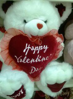 2007 DanDee Valentineu0027s Day Teddy Bear