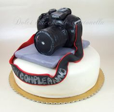 1000 Images About Camera Cakes For Hubby On Pinterest