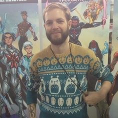 If I ever see you,this sweater will be mine. By force or not.