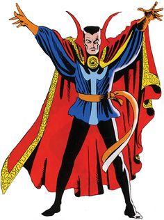 Doctor Strange | Doctor Strange - Sorcerer Supreme - Marvel Comics