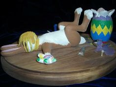 The day the Easter Bunny encountered an Alien egg