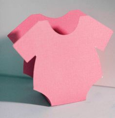 images of diy baby shower favors | DIY Baby Showers Onesie Favor Box - Preassembled option available - 12 ...