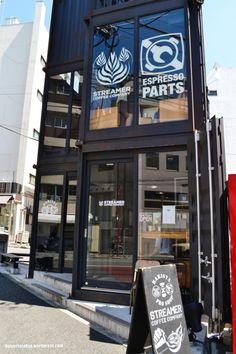 Streamer Coffee Company ร้านกาแฟเท่ๆหัวมุมถนนใกล้ๆย่านHarajuku